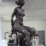 escultura de cuerpo de mujer
