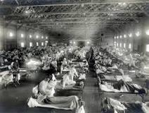 Resultado de imagen de muertes por gripe española